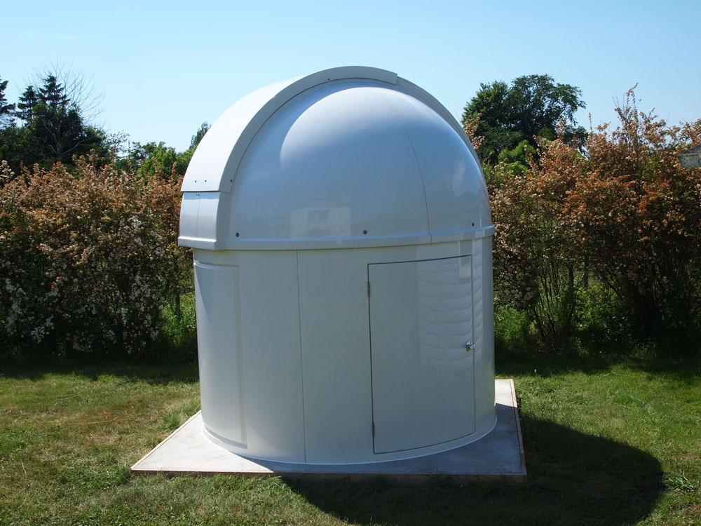 backyard astronomy domes - photo #17