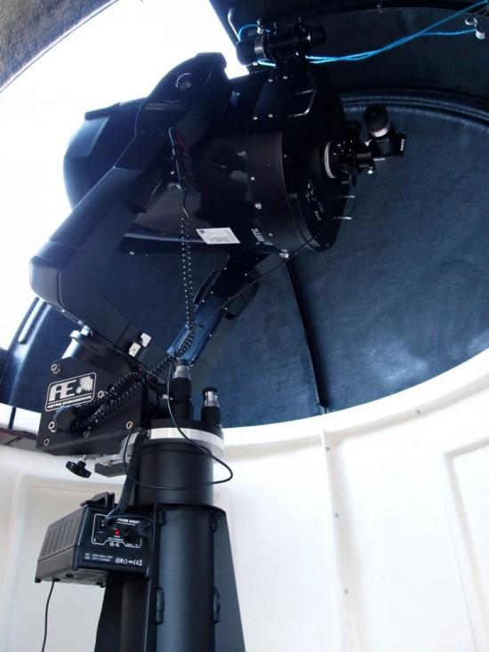 Astronomiska Teleskop Observatorium